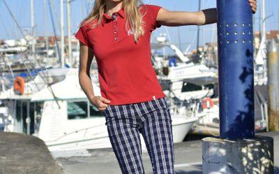 Une collection de vêtements golf pour femme haute en couleur !